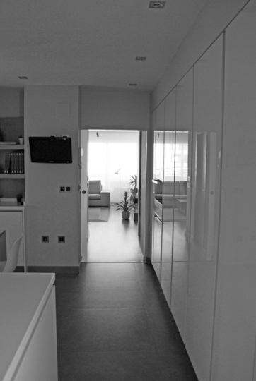 cocina / acceso a salón