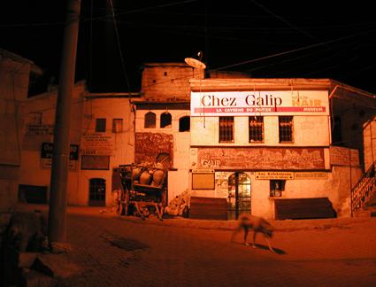 Chez Galyp. 2004