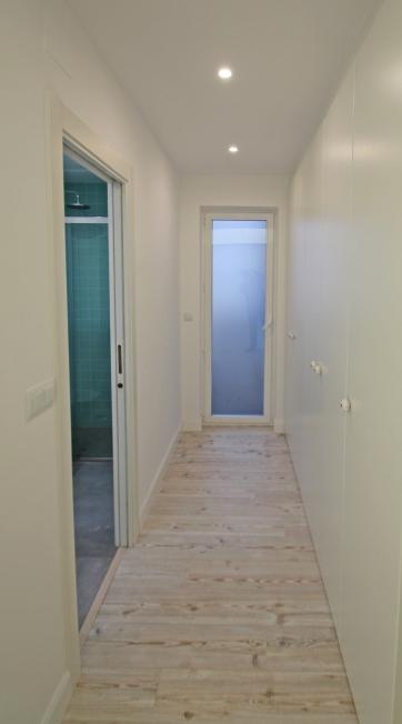 Vestidor dormitorio 1. Acceso a bañño 1