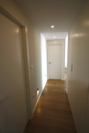 zona de paso a dormitorios